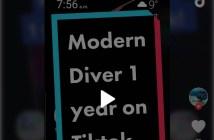 Modern Diver