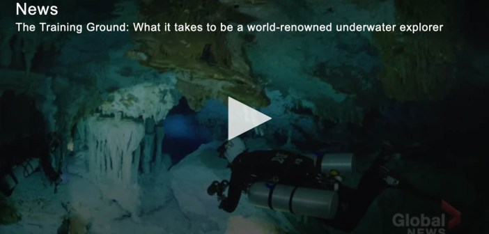 The Training Ground: What it Takes to be a World-Renowned Underwater Explorer
