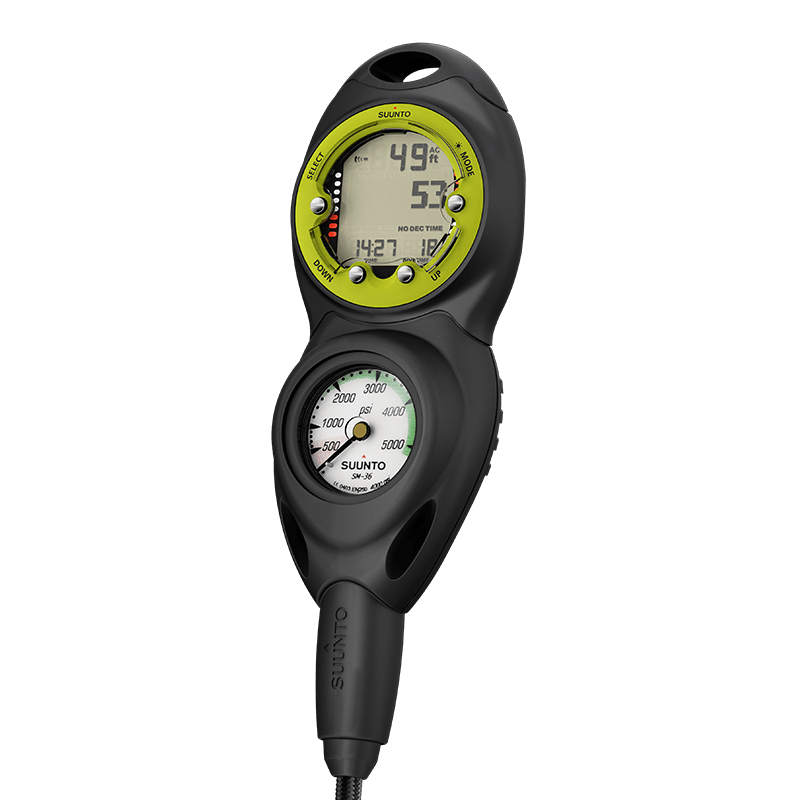 Suunto CB – TWO IN LINE/Zoop