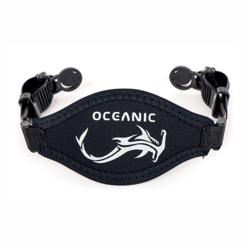 Oceanic Silicon Comfort Strap