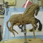 Sculpting Basics Equine Art By Lynda Sappington Aaea
