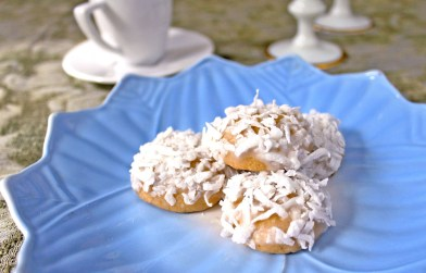 Coconut Cottontail Cookies