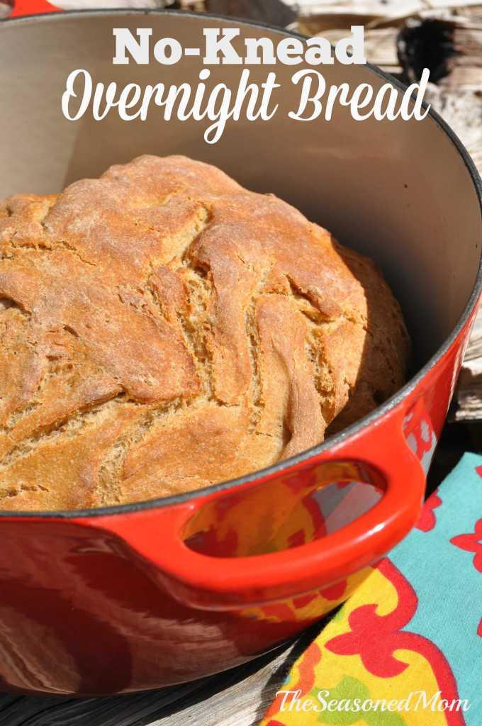 No-Knead Overnight Bread