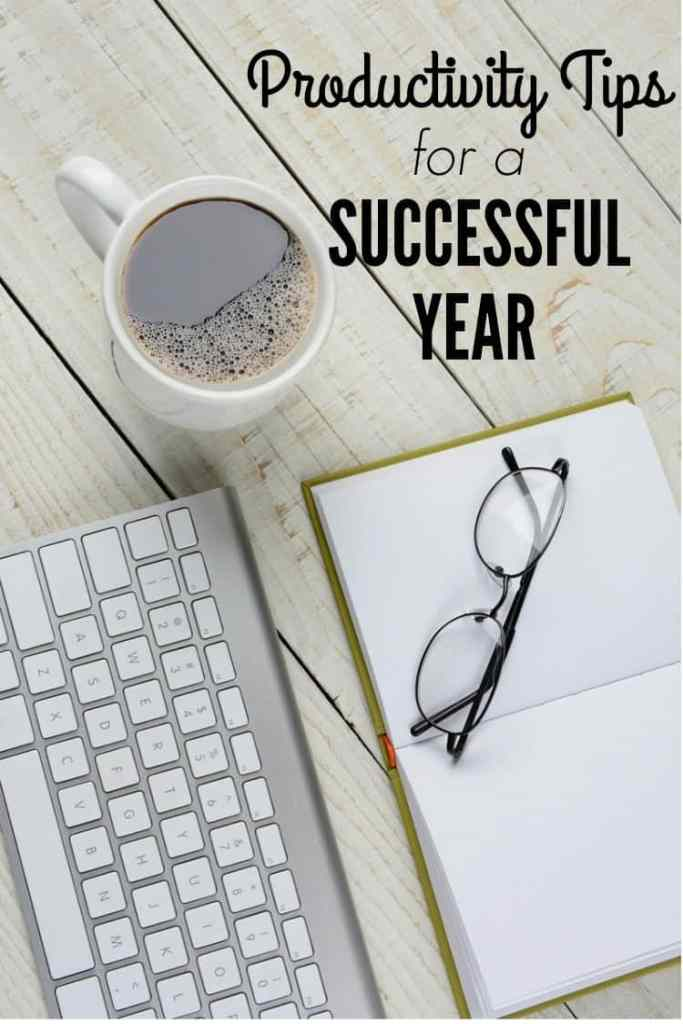 Productivity Tips for a Successful Year