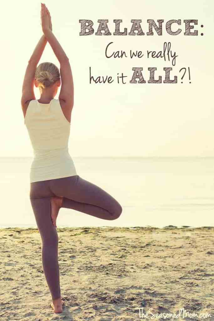 "A Note to My Fellow Women on ""Balance"": Can We Really Have it All?!"