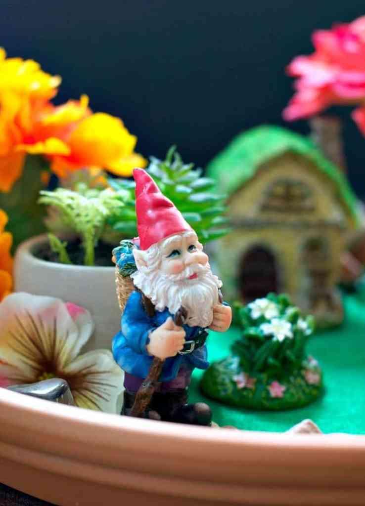 Indoor Fairy Garden: An Easy Craft for Kids