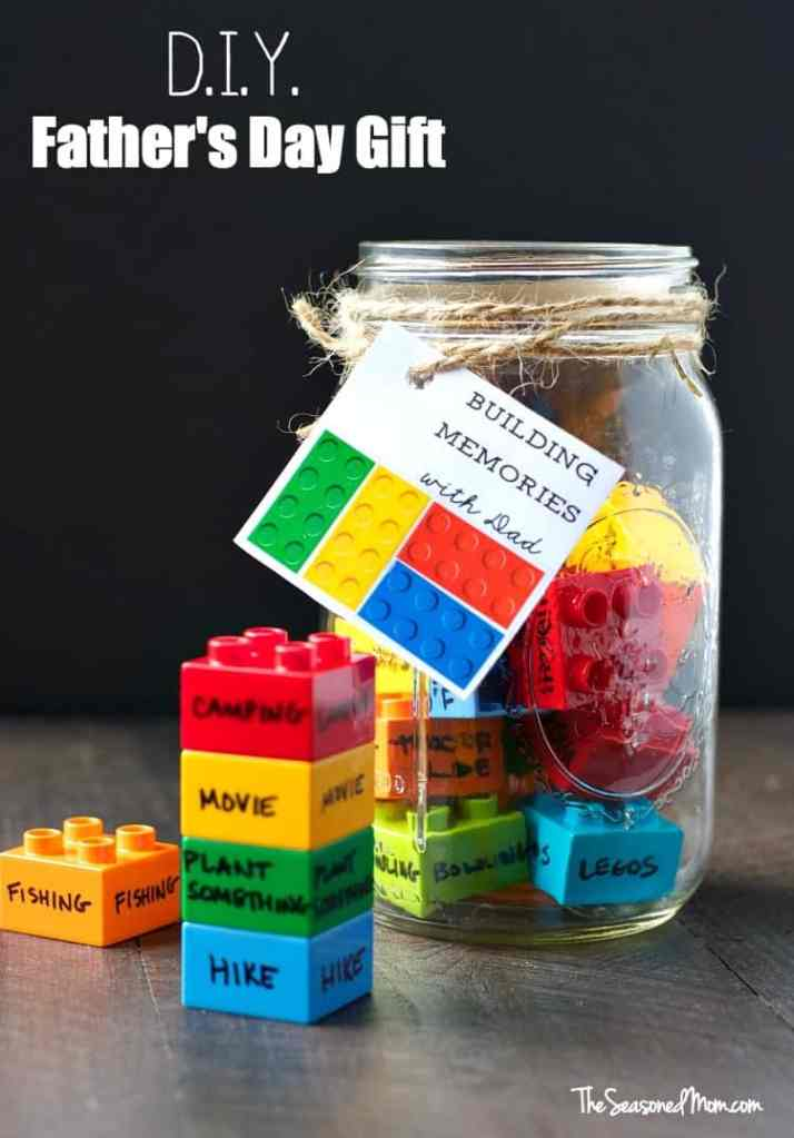 DIY Father's Day Gift: Building Memories with Dad