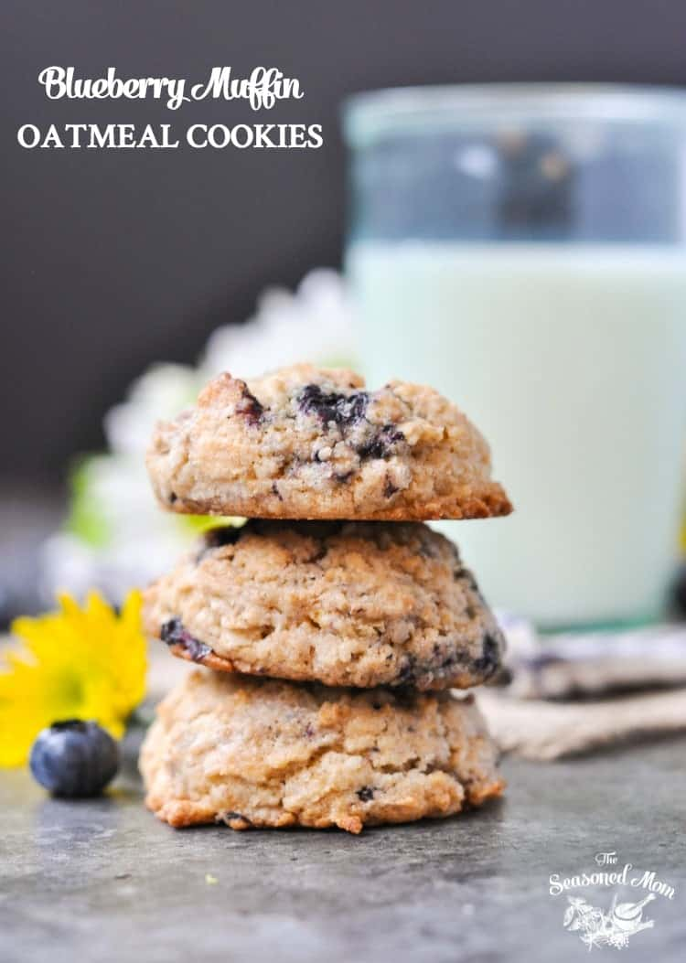 Blueberry cookie recipes easy