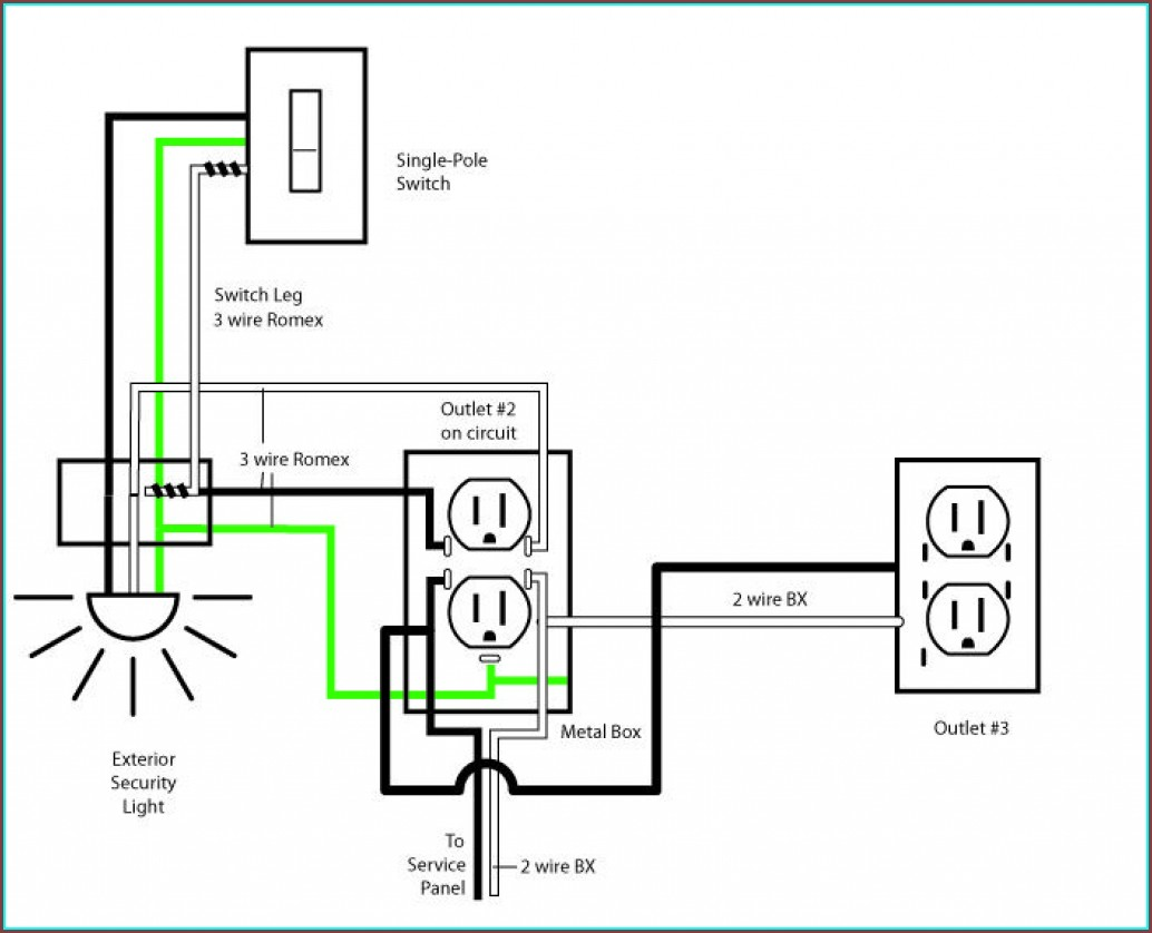Electrical Wiring Diagram Of A House Diagrams Resume