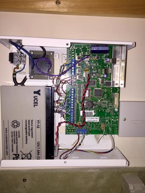 Cooper Security Alarm 9651