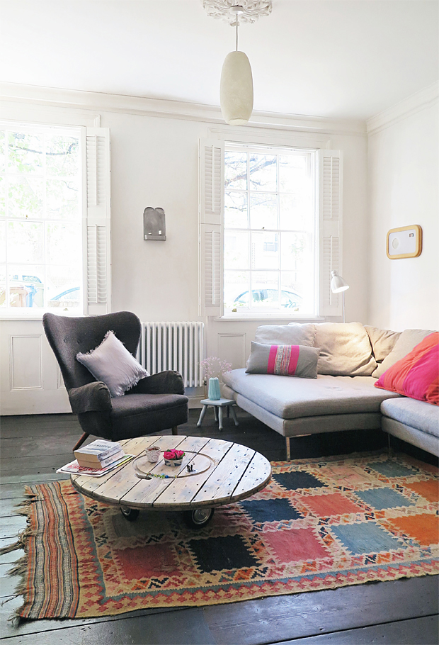 A striking fusion of styles in London   These Four Walls blog
