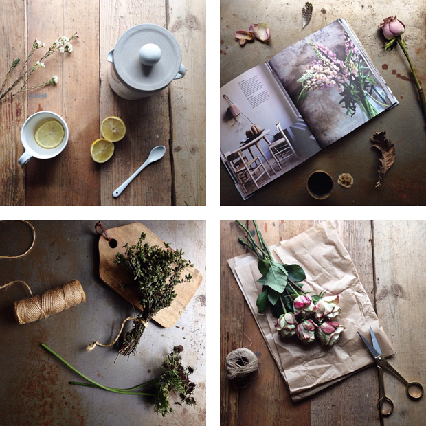 Instagram Inspiration | A Quiet Style | These Four Walls blog