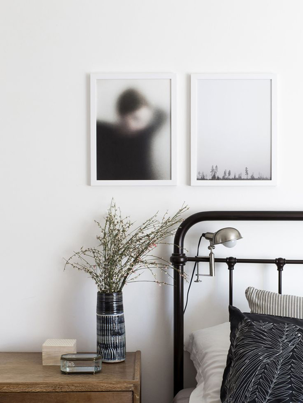 A beautifully styled bedroom from Rockett St George | These Four Walls blog