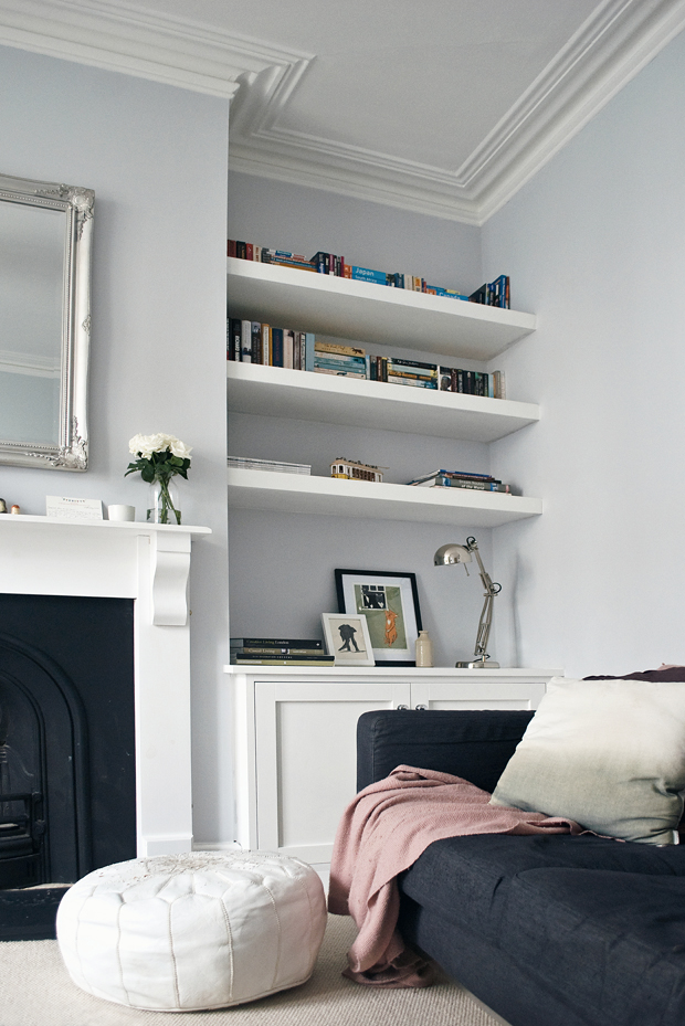 Our lounge makeover - progress to date   These Four Walls blog