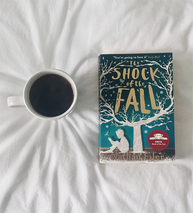 he Year in Books - April 2015 | The Shock of the Fall by Nathan Filer | These Four Walls blog