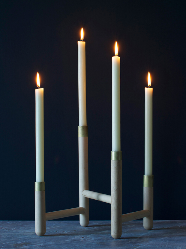 Candelabra by Feix McCormack | Profile - Midgley Green | These Four Walls blog