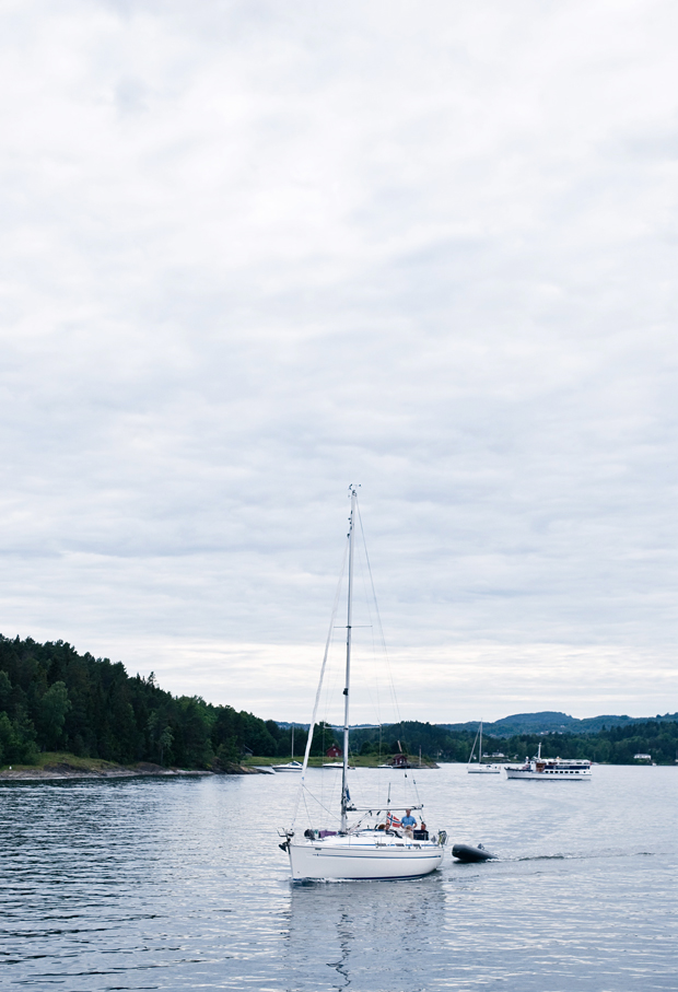 Cruising around the fjord | A midsummer stay in Oslo | These Four Walls blog