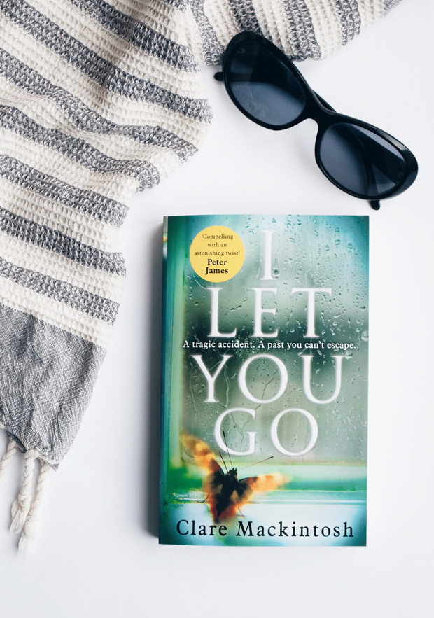The Year in Books | July 2015 | I Let You Go by Clare Mackintosh | These Four Walls blog