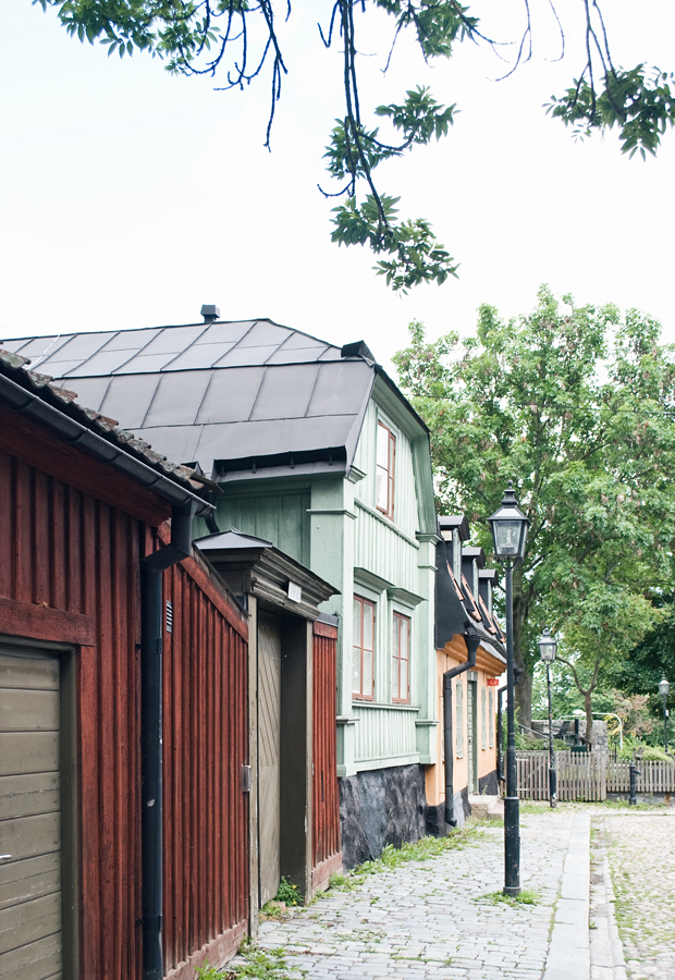 Summer postcards from Stockholm | These Four Walls blog
