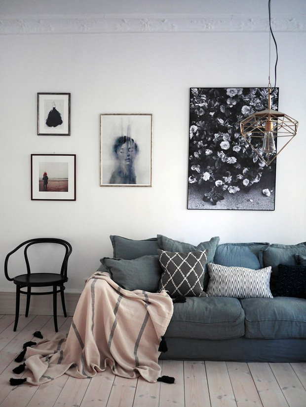 Perfect seasonal styling | These Four Walls blog