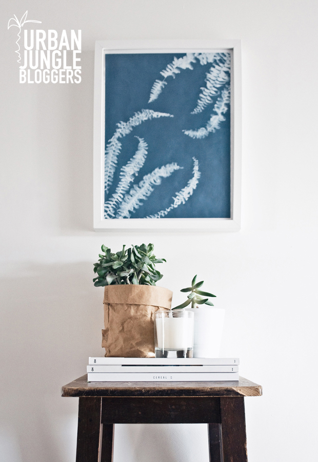 Urban Jungle Bloggers | Plants & Art | These Four Walls blog