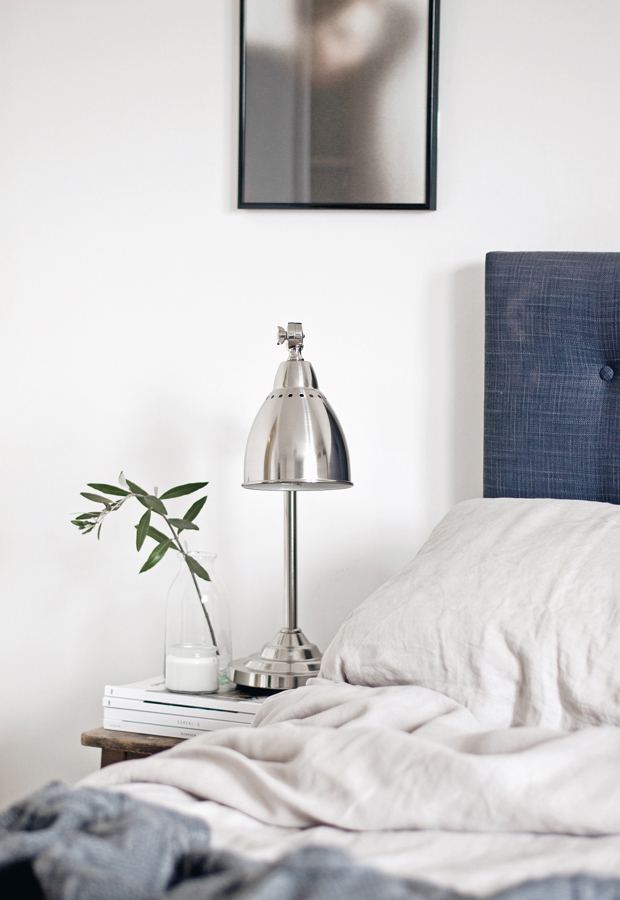 Finding the right pillow with Soak & Sleep | These Four Walls blog