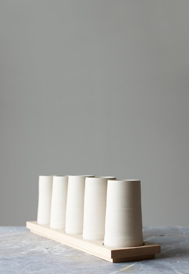 Winter Flowers   A ceramics collaboration between Midgley Green & Jono Smart   These Four Walls blog