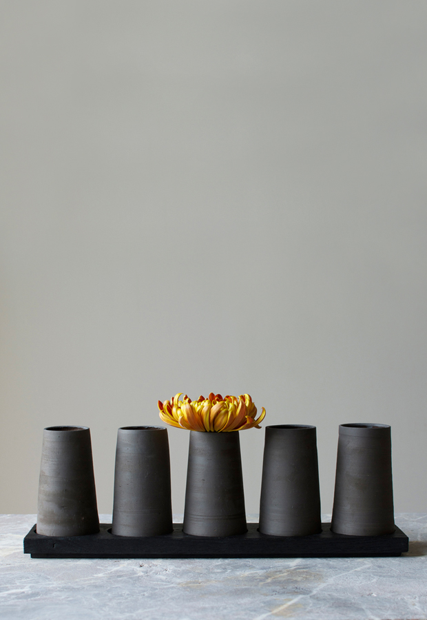 Winter Flowers | A ceramics collaboration between Midgley Green & Jono Smart | These Four Walls blog