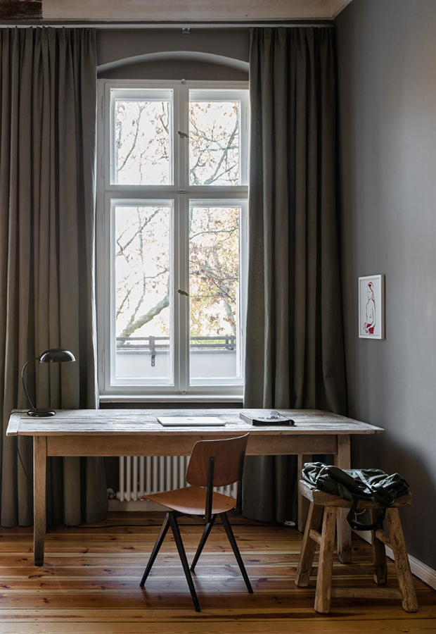 Home tour | A Berlin apartment full of contrasts | These Four Walls blog