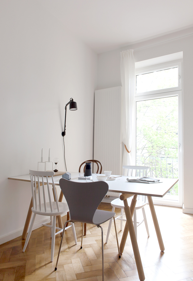 Home Tour The Scandi Inspired Apartment Of An Interiors Blogger These Four Walls