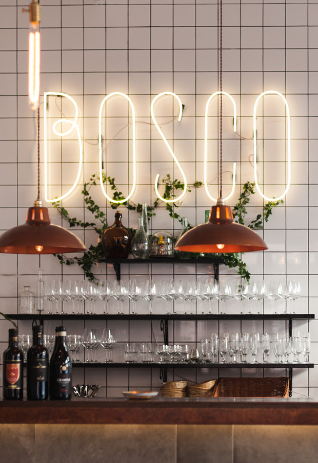 Bosco | Berlin restaurants & cafés | These Four Walls blog