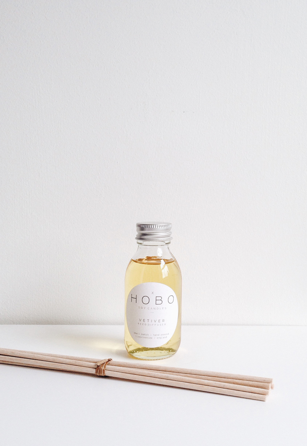 Scented candles and reed diffusers from Hobo Soy Candles | New furniture and homeware finds | These Four Walls blog