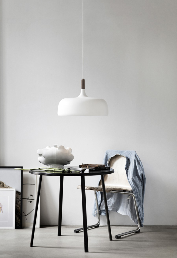 'Acorn' pendant light from Northern Lighting | New furniture and homeware finds - September 2016 | These Four Walls blog