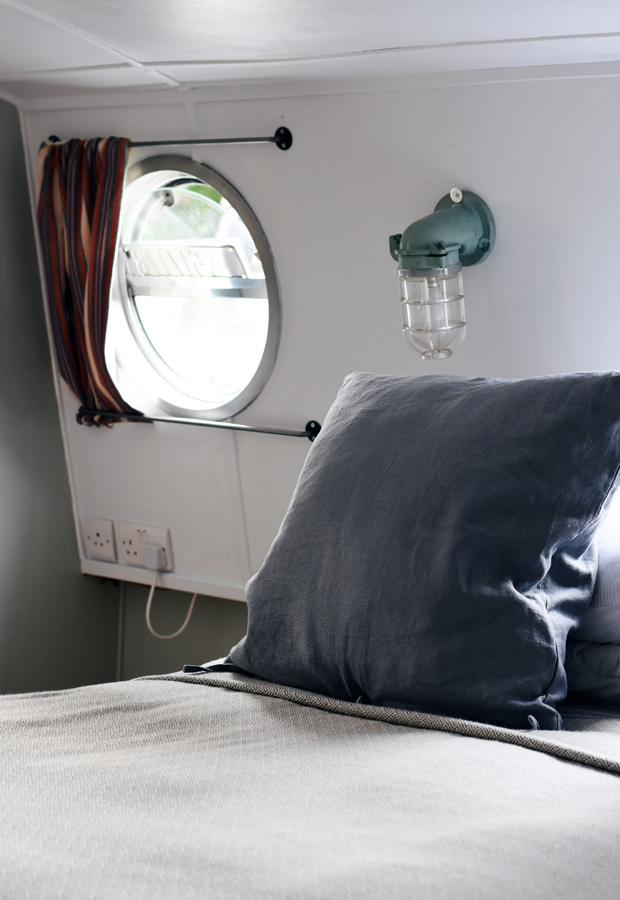 A weekend afloat on a London houseboat | These Four Walls blog