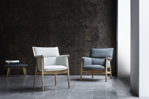 New chairs from Carl Hansen & Son | New furniture & homeware finds - October 2016 | These Four Walls blo