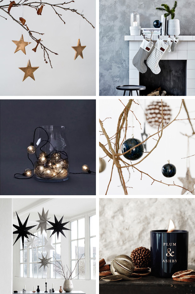 Christmas shop | These Four Walls blog