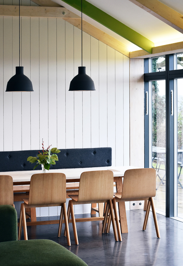 Home tour | A contemporary cabin in rural Wales | These Four Walls blog