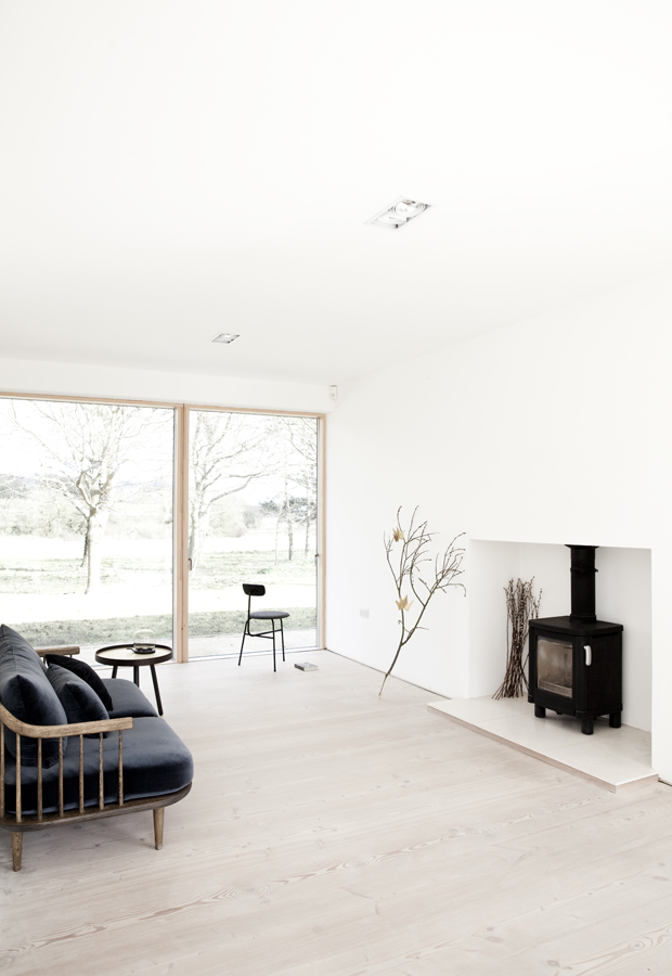 Home tour | Reydon Grove - a minimalist farmhouse by Norm Architects | These Four Walls blog