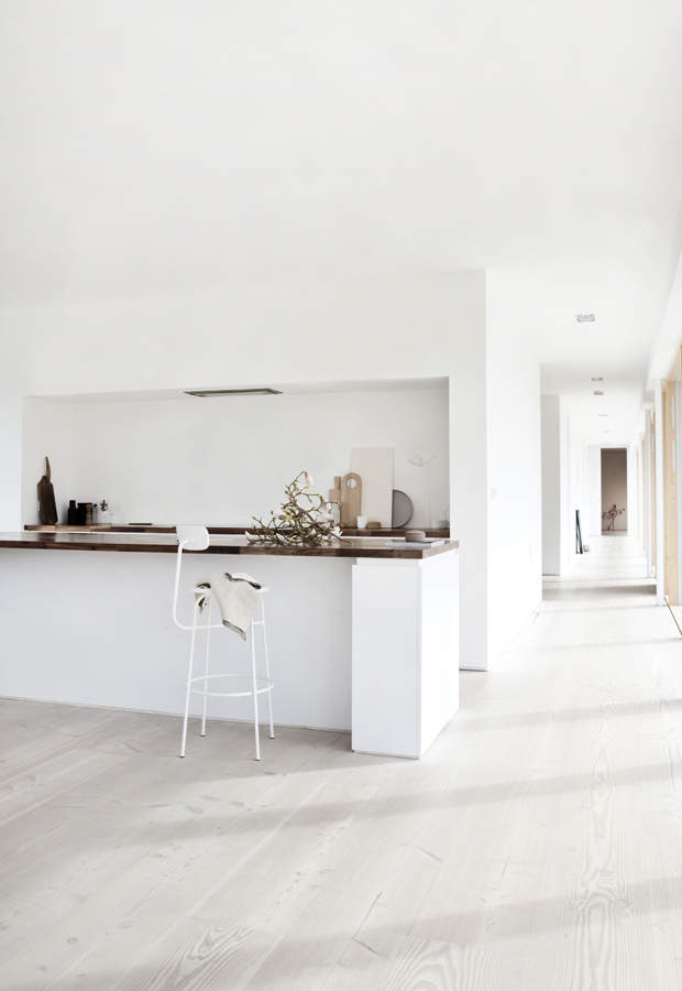 Home tour | A minimalist farmhouse in Suffolk