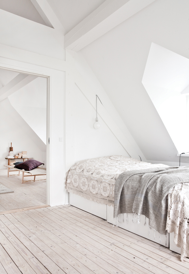Home tour | A house of contrasts near Copenhagen | These Four Walls blog