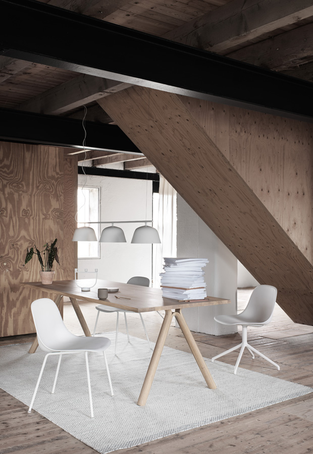 TAF Architects' 'Ambit Rail' for Muuto | New furniture & homeware finds | These Four Walls blog