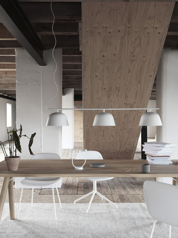 TAF Architects' 'Ambit Rail' for Muuto   New furniture & homeware finds   These Four Walls blog