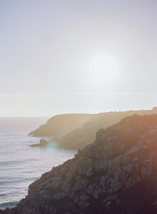 The Cornish coastline, captured by Taylor & Porter | These Four Walls blog