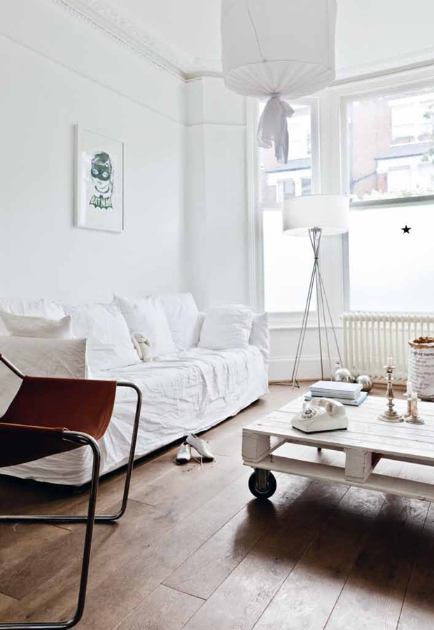 Tips for maximising natural light in your home | These Four Walls blog