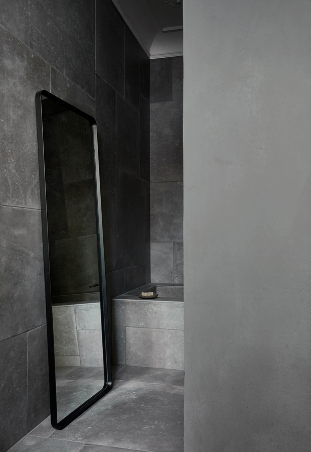 Moody bathroom inspiration from Menu | These Four Walls blog