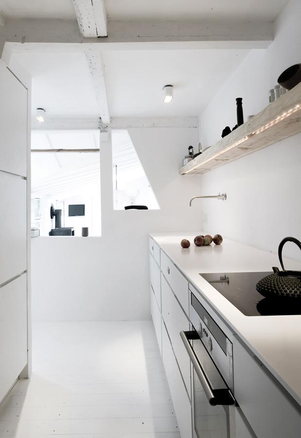 Home tour | A bright coastal house near Copenhagen | These Four Walls blog