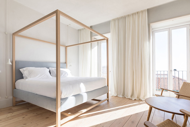 Santa Clara 1728 | Five stylish places to stay in Lisbon | These Four Walls blog