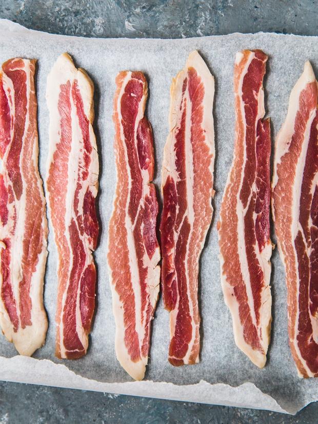 Recipe | Smokey bacon, carrot & lentil soup | These Four Walls blog