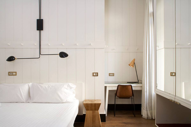 Praktik Metropol | Five stylish places to stay in Madrid | These Four Walls blog