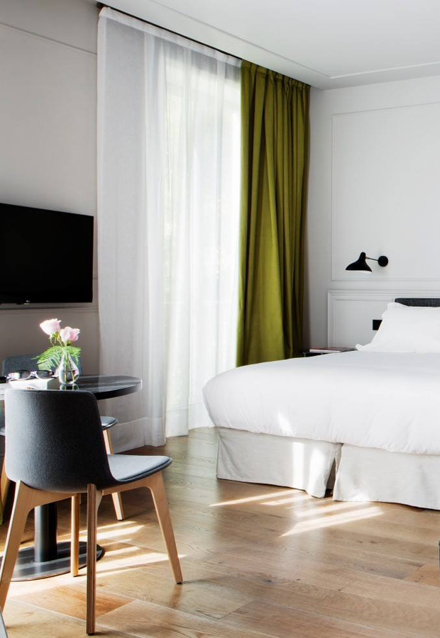 Tótem Hotel | Five stylish places to stay in Madrid | These Four Walls blog